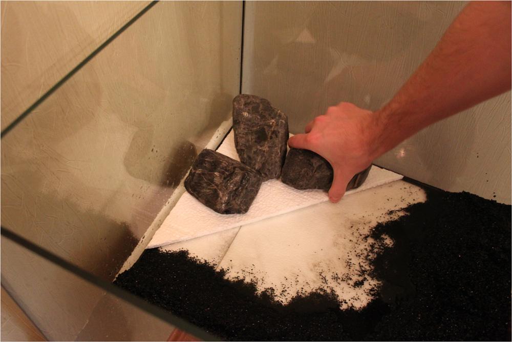 Камни в аквариум своими руками в домашних условиях 11