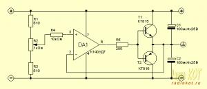 LT1930 - преобразователь питания LNB 13/18В для Dreambox DM500S - Спутниковое телевидение - интернет магазин...