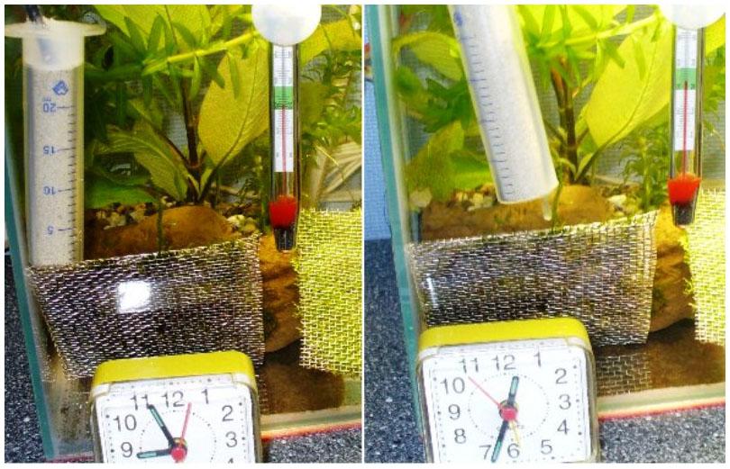 Обогреватель для аквариума из резисторов