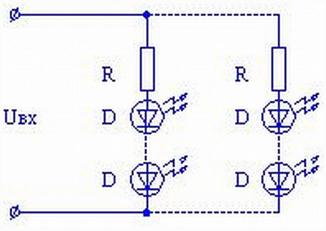 Схема подключения 2.